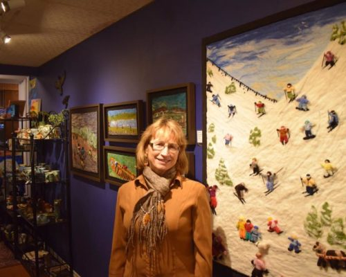 Linda Inge Tremblay – The Artist