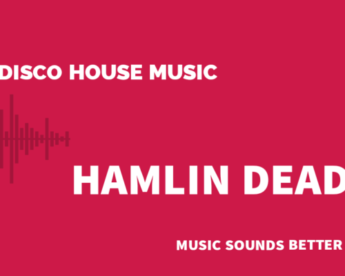 """Hamlin Dead"" – one of top DJs in Athens Greece"